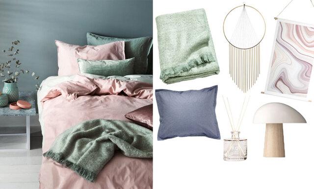 14 stilsäkra köp som fixar vårens finaste sovrum