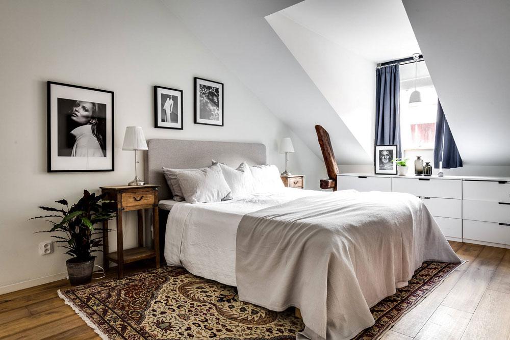 veckans hem r vindsv ningen som erbjuder lantlig lyx mitt i stockholms innerstad metro mode. Black Bedroom Furniture Sets. Home Design Ideas