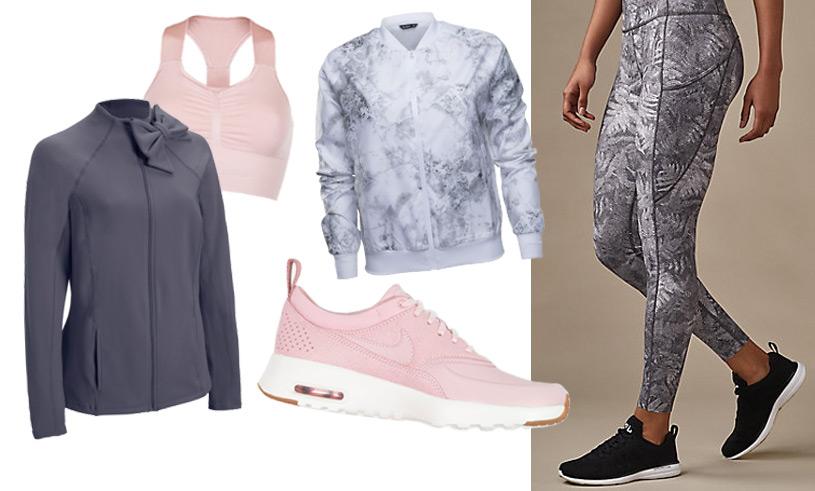 16 trendiga träningskläder som fixar vårens snyggaste athleisure-stil