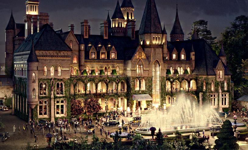 """SLÄPP ALLT! Nu är slottet från storfilmen """"The Great Gatsby"""" till salu"""