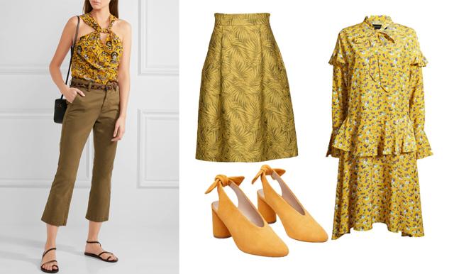 I sommar klär vi oss helst i gult – 11 trendplagg i butik
