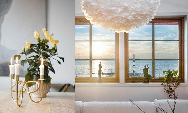 Utsikten från den här villan får oss att vilja flytta till Landskrona idag