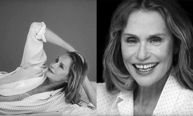 73-åriga Lauren Hutton frontar Calvin Kleins nya kampanj