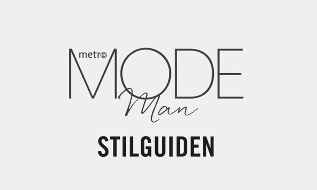 Stilguiden med Martin Hansson och H&M