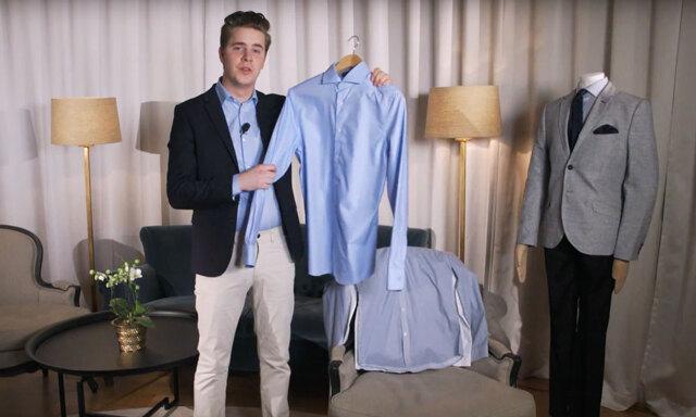 Den perfekta skjortan – Stilguiden med Martin Hansson