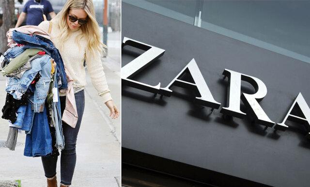 Kolla in Zaras nya skräddarsydda storleksguide – den är helt genialisk