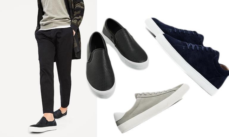 10 dressade sneakers som passar perfekt på jobbet