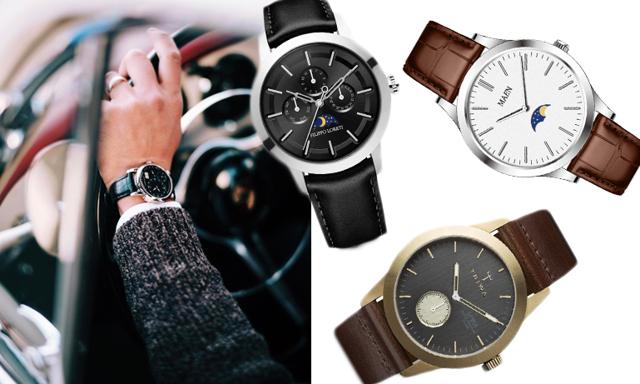De 7 stilsäkraste (och mest prisvärda) klockorna under 3500 kronor