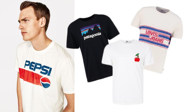 Vi listar sommarens 13 snyggaste t-shirts – med tryck