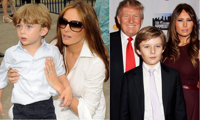 Lär känna Barron Trump! 9 saker du verkligen inte visste om presidentprinsen