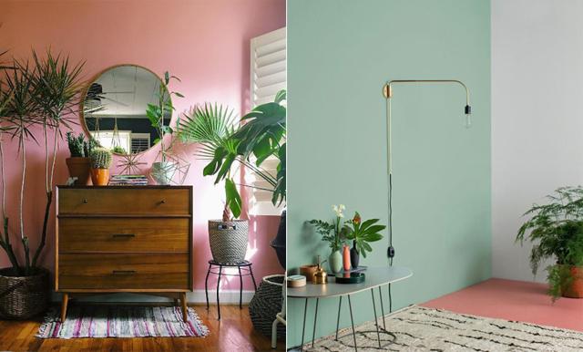 Förvandla hemmet med målarfärg! De 7 populäraste färgkoderna 2017