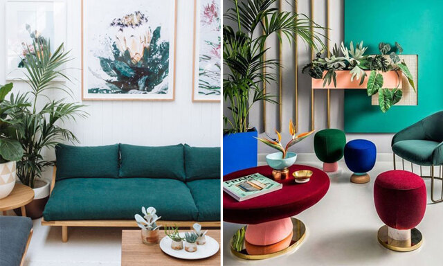 Glöm pasteller – här är de nya trendfärgerna