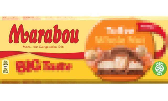 Marabous nya chokladkaka kan vara deras godaste kombo hittills!
