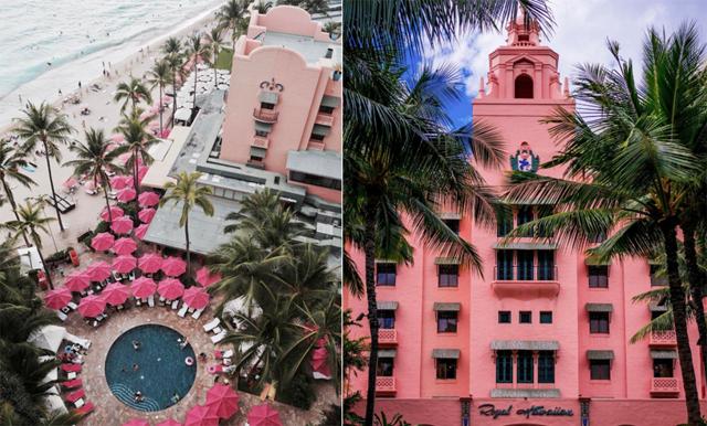 Därför måste vi bara uppleva Hawaii´s mest instagrammade hotell