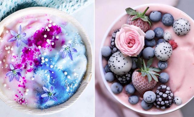 12 ljuvliga smoothie bowls som är bästa frukostinspirationen på Instagram just nu