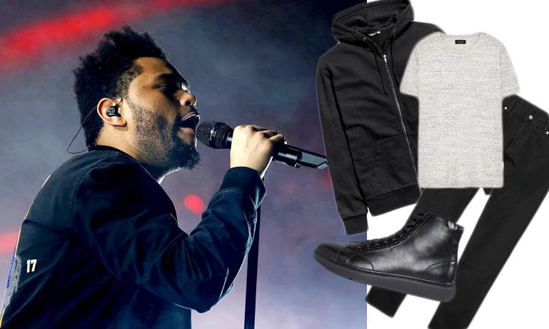 Sno stilen av The Weeknd och lyssna på hans nya låt med Lana Del Rey
