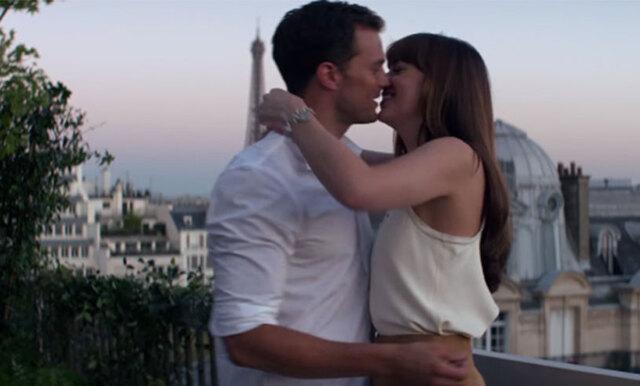 Kolla in den romantiska trailern till nya Fifty Shades-filmen här!