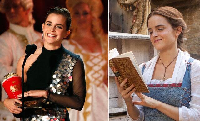 Emma Watson får det första könsneutrala skådespelarpriset – se hennes inspirerande tacktal