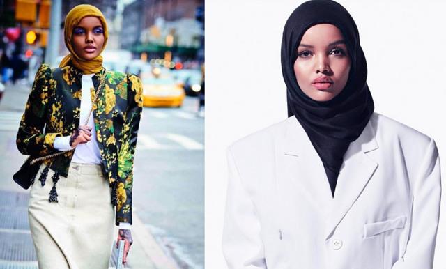Halima vill öka representationen av muslimska kvinnor med hijab i skönhetsbranschen