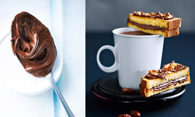 Bästa nyheten! Nu öppnar ett Nutellacafé