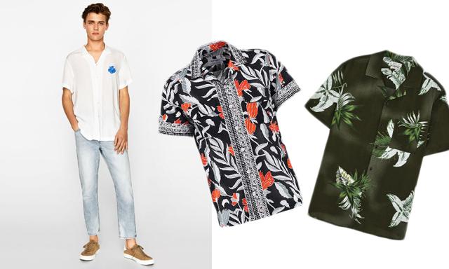 Här är de snyggaste och mest prisvärda Hawaiiskjortorna sommaren 2017