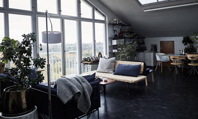 Veckans drömhem är trean med Stockholms vackraste fönster (och utsikt)