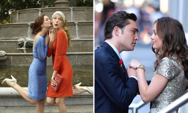 Släpp allt – favoritserien Gossip Girl blir nu långfilm!