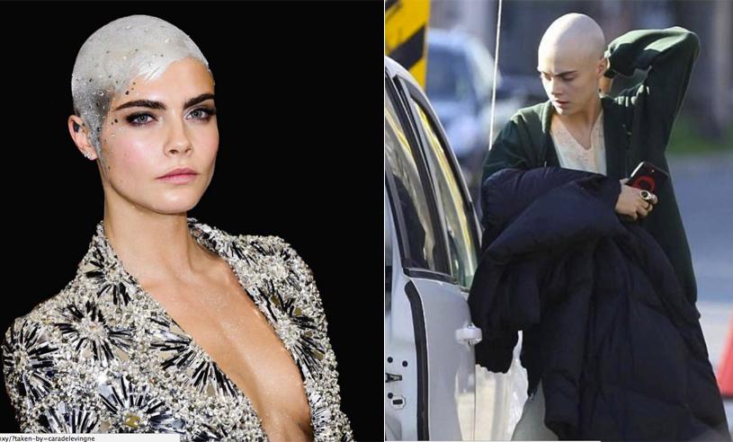 """Supermodellen om nya frisyren: """"Det är tröttsamt att få höra hur skönhet ska se ut"""""""