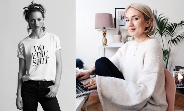 Skapa vårens trendigaste look tillsammans med modeexperten Josefin Dahlberg