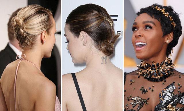 12 fina och enkla håruppsättningar för dig med kort hår