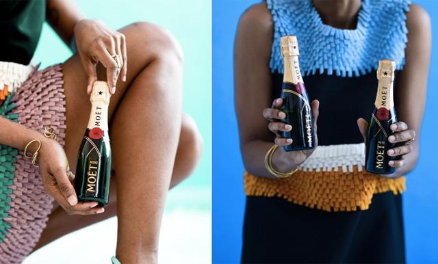 Sommarens festligaste nyhet är här: Champagne på sexpack