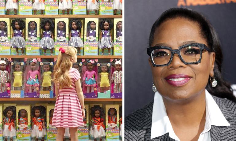 Veckans viktigaste – Oprah lyfter vardagsrasism i uppmärksammade bilder