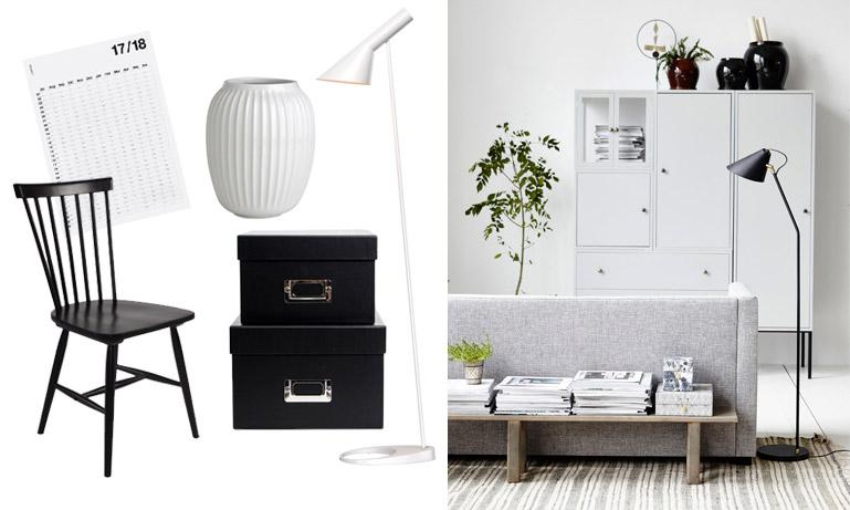 Inred skandinaviskt och grafiskt – 15 köp som fixar stilen