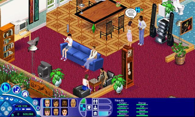 Sims-fans se hit- nu kommer det klassiska spelet till mobilen