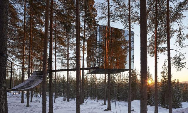 3 annorlunda boenden i Sverige för en speciell semester
