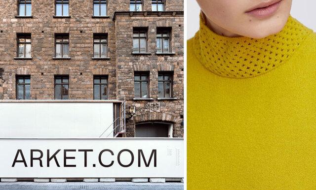 Släpp allt – här öppnar Sveriges första Arket-butik!