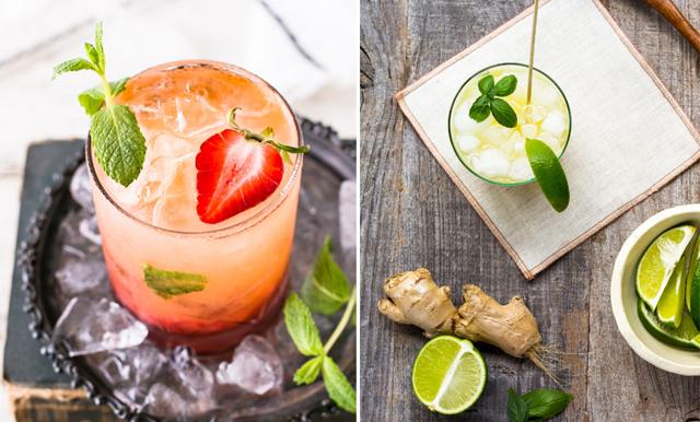 6 tips på fräscha och alkoholfria sommardrinkar