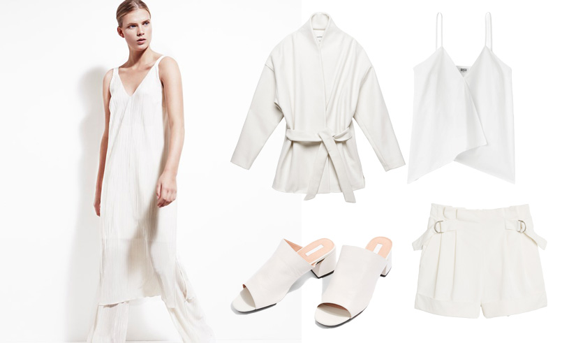 Pamela Bellafesta väljer vitt i sommar – 12 favoriter i butik