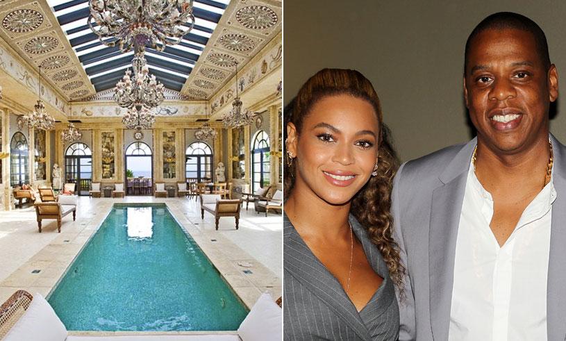Kolla in Beyoncés nya lyxhus i Malibu där hon och tvillingarna spenderar sommaren