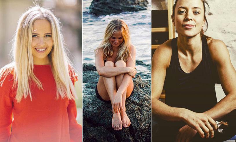 Träningsexperternas egna upplägg: Så tränar de yoga, styrketräning och kondition i sommar