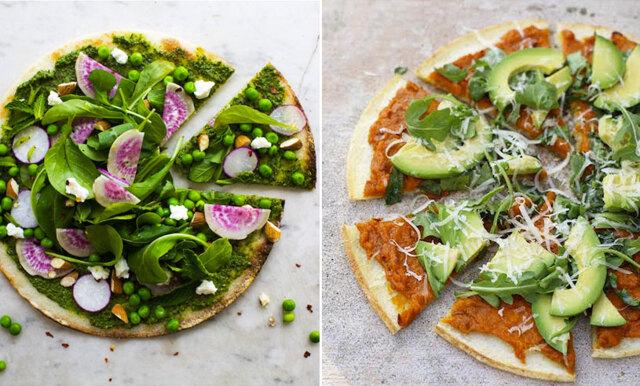 Så enkelt gör du blomkålspizzabotten – plus 3 tips på fräscha pizzatoppings!
