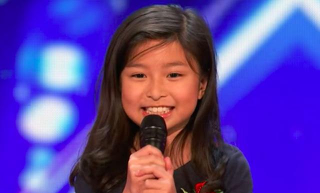 9-åringens tolkning av Celine Dion är det bästa vi sett idag