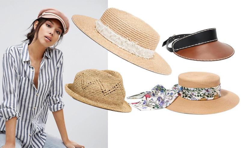 Sommarens viktigaste accessoar är hatten – 13 huvudbonader i butik nu