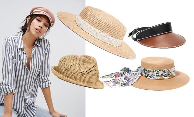 Sommarens viktigaste accessoar är hatten - 13 huvudbonader i butik nu