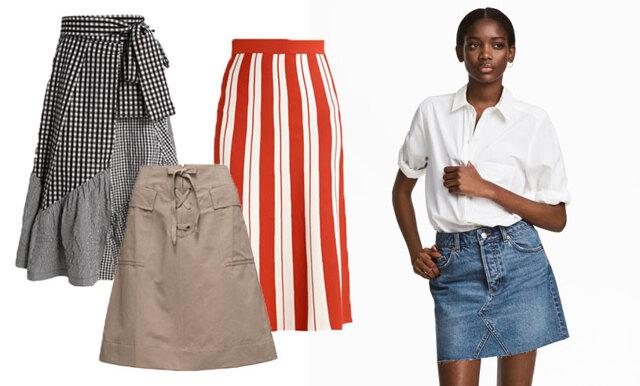 Sommarens finaste kjolar – 16 stilsäkra modeller att bära nu