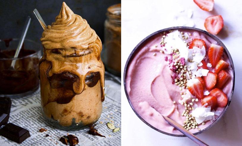 8 enkla och nyttiga recept på nice cream – sommarens godaste glass!