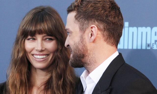 Beviset på att Justin Timberlake och Jessica Biel är tidernas finaste par