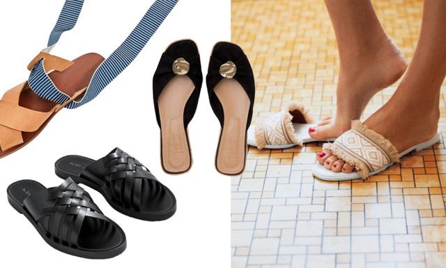 Modechefen Pamela listar sommarens stilsäkraste sandaler i butik just nu