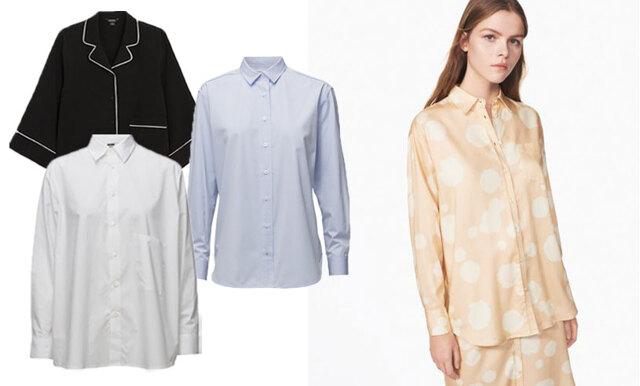 14 fina och stilsäkra skjortor att bära i sommar
