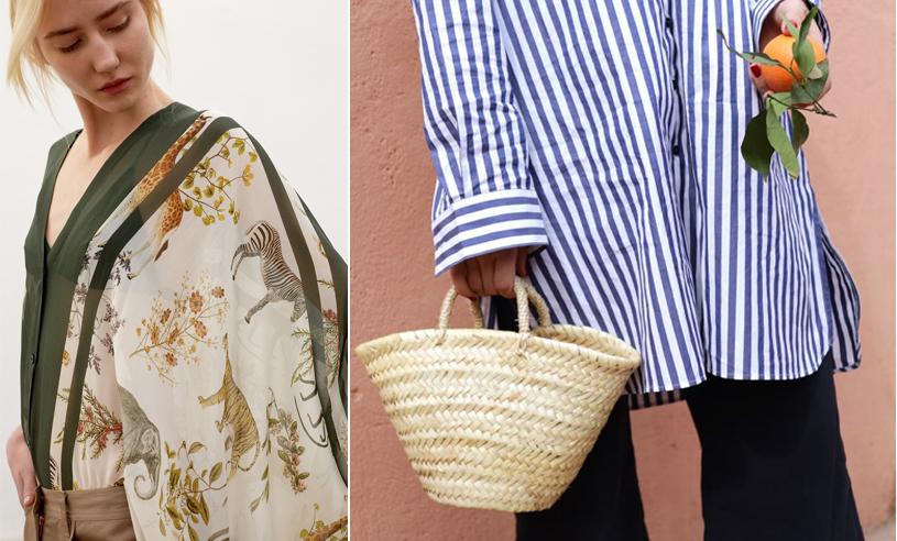 Ladda upp inför en stilsäker sommar – 9 stora modetrender 2017
